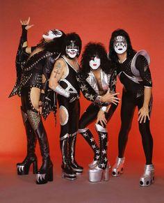 Kiss - Glam Rock