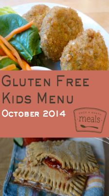 In need of some gluten free morsels for your hungry toddler? Our Big Kids (18+ Months) Gluten Free Menu gives you simple yet tasty options for breakfast, lunch and snack time. | Big Kids (18+ Months) Gluten Free Menu | Once A Month Meals | OAMC | Freezer Cooking | Freezer Meals | Customized Shopping List | Custom Serving Menus | Pre-planned Menus | Customize your own!