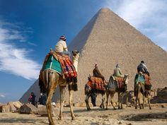 Excursiones en tierra en Egipto, Las Pirámides  http://www.espanol.maydoumtravel.com/Viajes-y-Tours-a-Egipto/4/0/