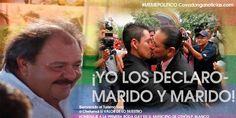 Política y Sociedad: OPB /  Primera boda gay en Chetumal