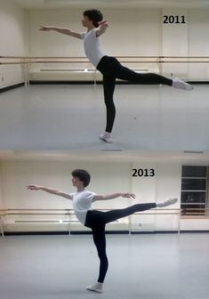 Image result for ballet before and after