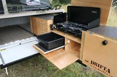 Camper Awnings– Safeguard Yourself From The Rain When Camping – Locations To Camp Ute Camping, Pickup Camping, Camping Canopy, Camping Set, Truck Camping, Camping Hacks, Outdoor Camping, Camping Signs, Camping Gadgets