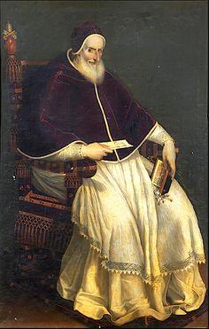 Papa Pio V, Scipione Pulzone, XVI sec.
