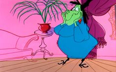 Witch Hazel Cartoon from Bugs Bunny Old School Cartoons, Cartoons Love, Cartoon Pics, Cartoon Drawings, 80 Tv Shows, Looney Tunes Characters, Vintage Witch, Witch Hazel, Film Review