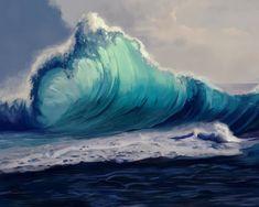 Study: Waves by XGingerWR