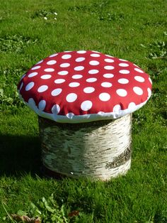 Toadstool pillow on tree part Homemade Candle Holders, Hen Night Ideas, Bachelorette Decorations, Painting Activities, Under The Sea Party, Pirate Birthday, Healthy Snacks For Kids, Business For Kids, Summer Crafts