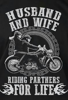 Riding partners for life!