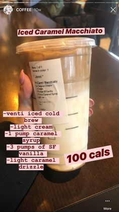 Starbucks Diy, Bebidas Do Starbucks, Starbucks Secret Menu Drinks, How To Order Starbucks, Starbucks Drinks Coffee, Iced Caramel Macchiato Starbucks, Espresso Drinks, Drink Coffee, Iced Americano Starbucks