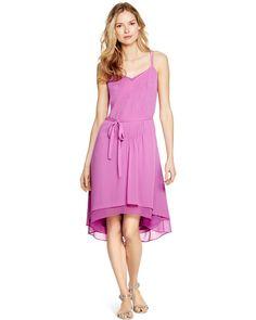 White House | Black Market Sleeveless Pintuck Soft Dress #whbm