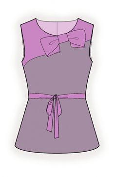 Chemisier - Patrons de couture #4366