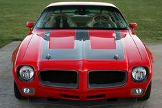 1972 Pro-Touring Pontiac Firebird
