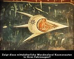 Aliens and ufos in ancient art quot the baptism of christ quot was painted