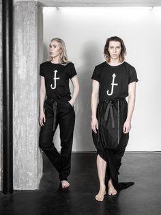 UNISEX fashion, LAURIJARVINENSTUDIO Eco Friendly Fashion, Unisex Fashion, Black Fabric, That Look, Normcore, Unique, Collection, Design, Style