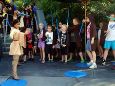 Tips for Jedi Training Academy at Hollywood Studios