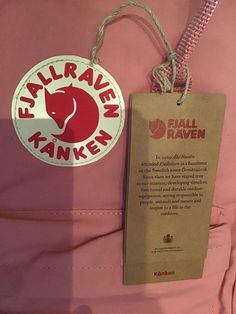 f73c9c1f0d0 Fjallraven Kanken F23510 16L Backpack - Pink  fashion  clothing  shoes   accessories