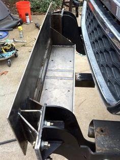 My custom Bumper build - Diesel Place : Chevrolet and GMC Diesel Truck Forums