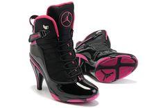 67cab76447f8 Jordan 6 High Heels Shoes Botas Waterproof