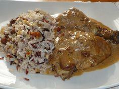 Pollo libanes