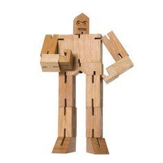 Cubebot Small Julien Natural