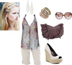 """""""Breezy"""" by michlee on Polyvore"""