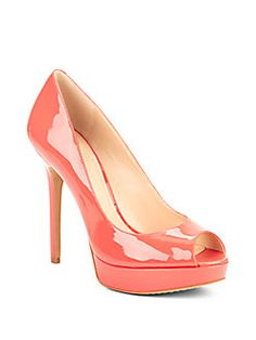 Lorim Peep Toe Pumps