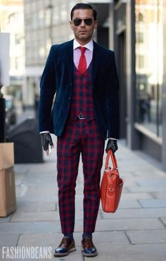 Street Style Gallery: London Collections Men AW16 | FashionBeans