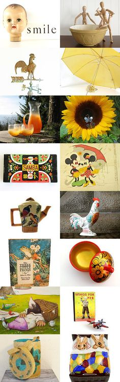 Smile... by Linda on Etsy--Pinned with TreasuryPin.com #virtuosoetsy
