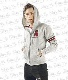 Hooded Jacket, Hoodies, Jackets, Outfits, Lounge, Closet, Ideas, Fashion, Templates