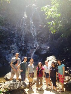 Newbies arriving at our Phang Nga base in Thailand! #GVI #volunteering