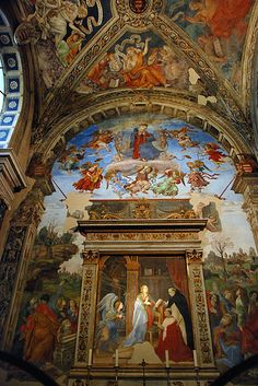 Santa Maria Sopra Minerva.Rome
