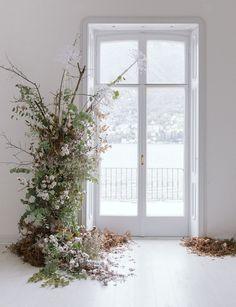 flower window install