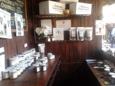 Antonia's Range on Display at a pop-up shop. Wholesale Products, Superfoods, Pop Up, Dairy Free, Range, Display, Shop, Floor Space, Cookers