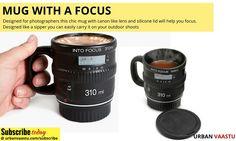 Mug with a Focus