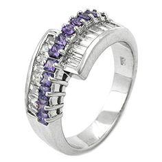 Dreambase Ring, Zirkonia amethyst-weiß, Silber 925 Dreambase https://www.amazon.de/dp/B014EIWDJO/?m=A37R2BYHN7XPNV
