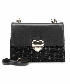 BOLSO PEQUEÑO GUITAR NEGRO VALENTINO VBS3KC02 Valentino Handbags, New Bag, Shoulder Bag, Fashion, Fashion Suits, Faux Fur, Pockets, Brides, Leather