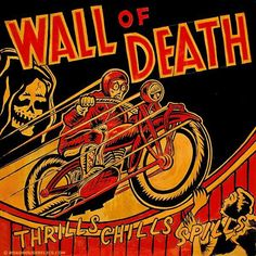 Wall of death !