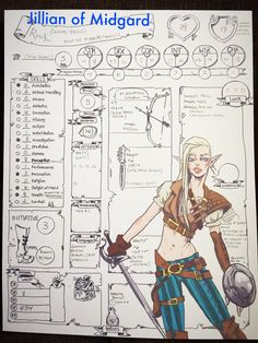 Design inspired for my upcoming project idea Dnd Character Sheet, Fantasy Character Design, Character Concept, Character Art, Character Creation, Character Inspiration, Dungeons And Dragons 5e, Dungeons And Dragons Characters, D D Characters