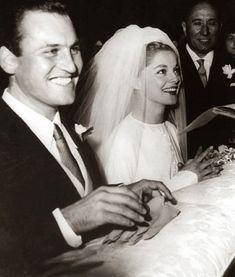matrimonio Virna Lisi e Franco Pesci
