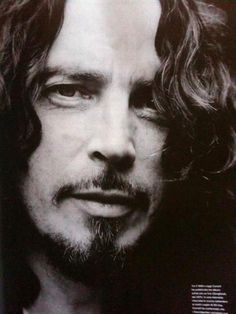 Chris Cornell #soundgarden #music #grunge