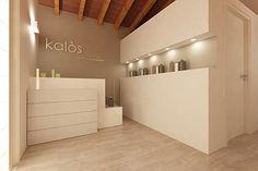 arredamento centro estetico Clinic Interior Design, Clinic Design, Showroom Design, Beauty Salon Design, Beauty Salons, Spa Studio, Hair Salon Interior, Barbershop Design, Spa Design