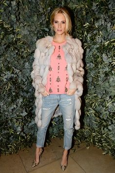 Poppy Delevingne  *Note to self: Create a style icon board and move all of Poppy, Zoe, Erin Wasson to it