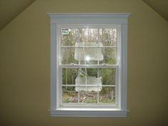 contemporary window trim ideas Contemporary Interior Window Trim