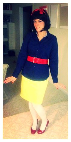 work appropriate snow white halloween costume