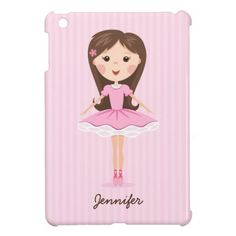 Cute little ballerina cartoon girl personalized cover for the iPad mini online after you search a lot for where to buyDiscount Deals          	Cute little ballerina cartoon girl personalized cover for the iPad mini Online Secure Check out Quick and Easy...