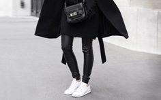 Fashion-Tricks - 4 Tricks, wie man mit flachen Schuhen schlank und groß aussieht