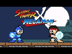 Street Fighter X Mega Man reveal trailer. Download here: http://static.capcom.com/sfxmm/SFxMM_US.zip