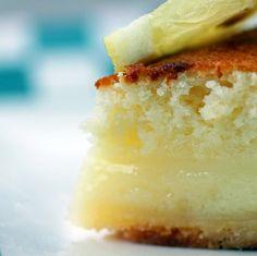 The Homesteading Housewife: Lemon Cake-Pie