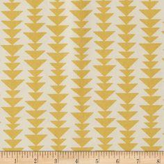 Duralee Home Flynn Banana fabric