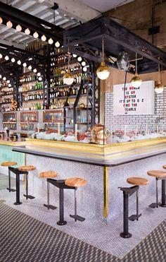 Ironside Fish & Oyster Bar - San Diego, California