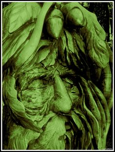 The Green Man. by *Karlthulhu on deviantART